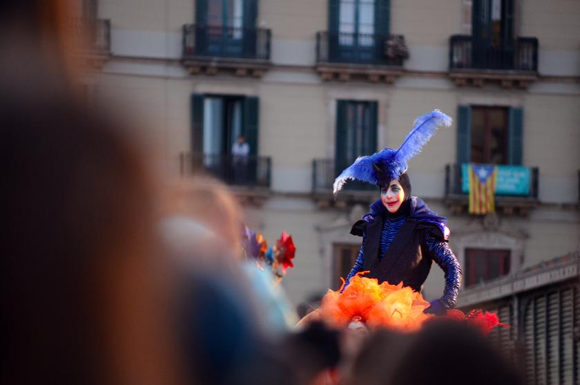 Carnaval Barcelona 14