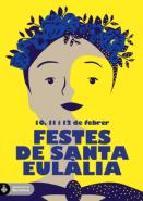 Festes de Santa Eulàlia Poster 2017