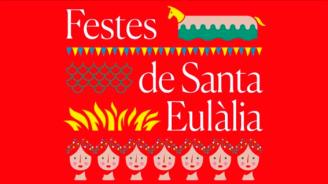 Festes de Santa Eulàlia Poster 2018