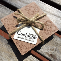 Coasters / Posavasos (set of 4); 19,95€