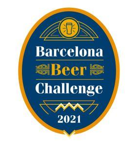 Barcelona Beer Challenge 2021 logo